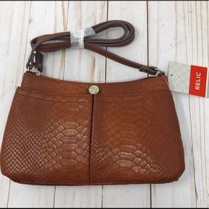 Relic by Fossil Alligator Small Purse